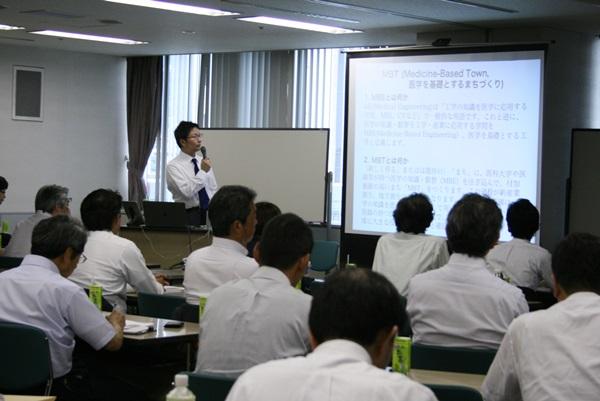 医療研総会を開催しました。